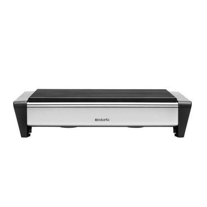 Brabantia Food Warmer 2 Bruner-Matt Steel
