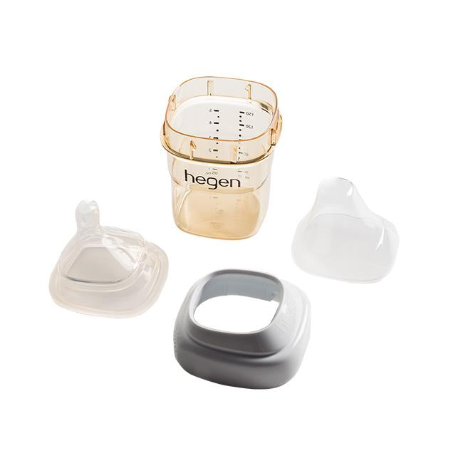 Hegen PCTO™ 150ml/5oz Feeding Bottle PPSU (2-pack)