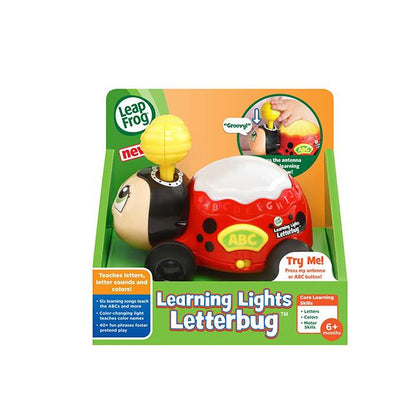 LeapFrog Learning Lights Letterbug / Ladybird