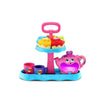 LeapFrog New Musical Rainbow Tea Party (With Cake Stand)