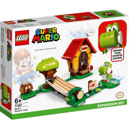 LEGO Super Mario - Mario's House & Yoshi Expansion Set 71367