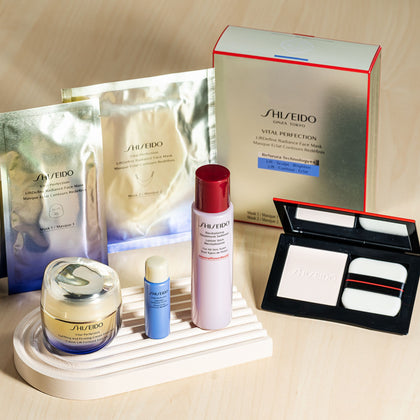 Shiseido Uplift and Firm Up Set