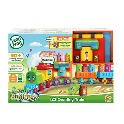 LeapFrog LeapBuilders - 123 Counting Train