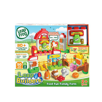 LeapFrog LeapBuilders - Food Fun Family Farm