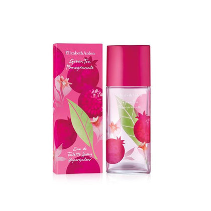 Elizabeth Arden Green Tea Pomegranate Eau De Toilette Spray 100ml