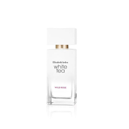 Elizabeth Arden White Tea Wild Rose Eau De Toilette Spray 50ml