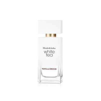 Elizabeth Arden White Tea Vanilla Orchid Eau De Toilette Spray 50ml