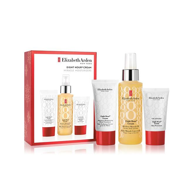 Elizabeth Arden 2H19 Eight Hourå¨ Cream All Over Miracle Oil Set