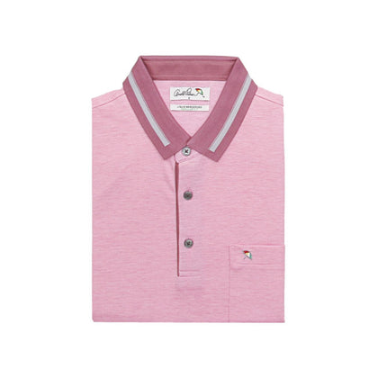 Arnold Palmer Short-sleeved Polo - Pink