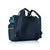 Anello Kuchigane 3-Way Boston Bag - Bottle Green Navy