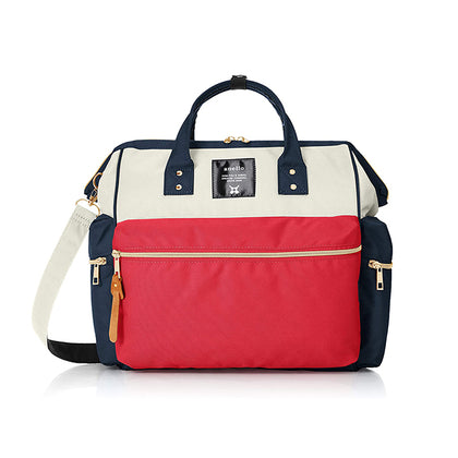 Anello Kuchigane 3-Way Boston Bag - France