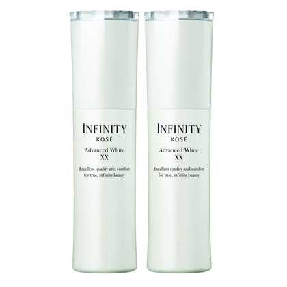 Kose Infinity Advance White XX Duo Kit