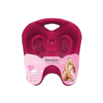 BACKJOY SitSmart Angel Traction - Wine
