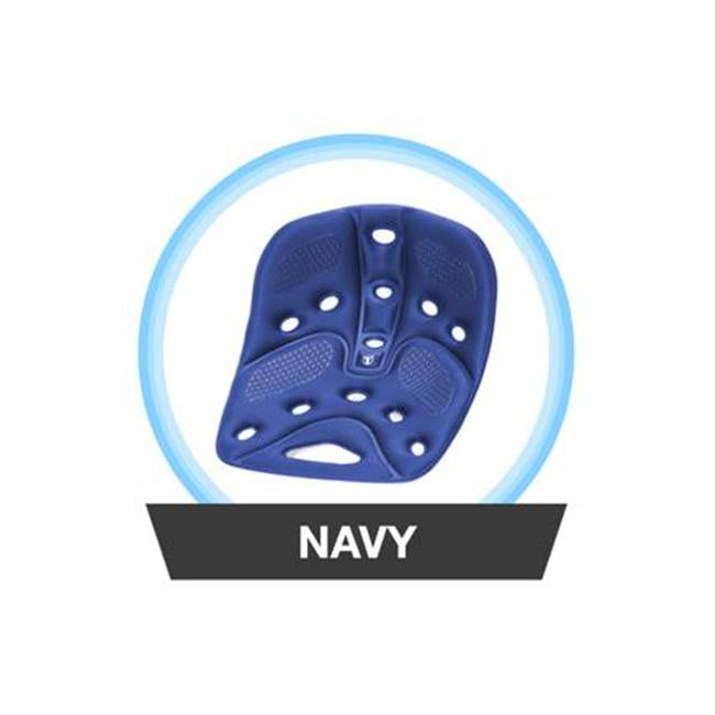 BACKJOY SitSmart Posture+ Traction - Navy