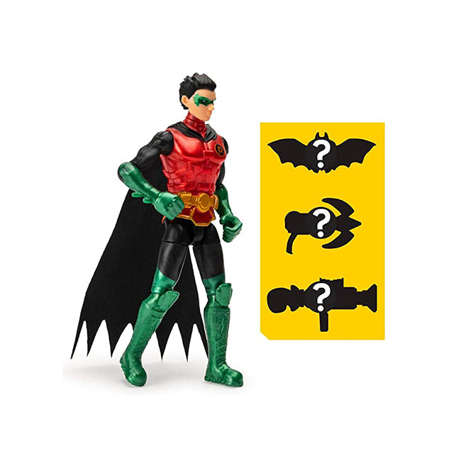 "Batman 4"" Figure Guardian Robin"