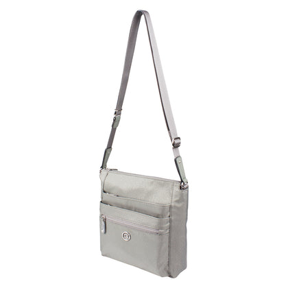 Beside U Crossbody Bag - Grey