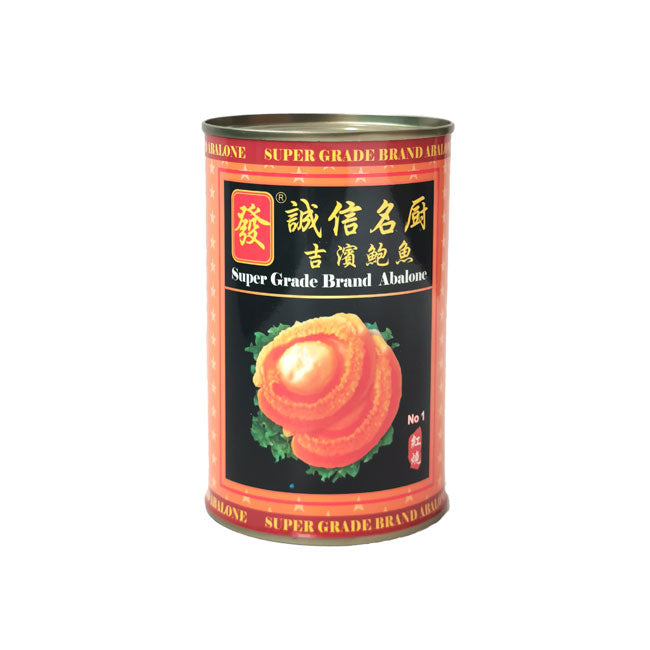 [MIX & MATCH] Super Grade Brand Abalone Brine / Braised 8H Drained Weight 130g x 4