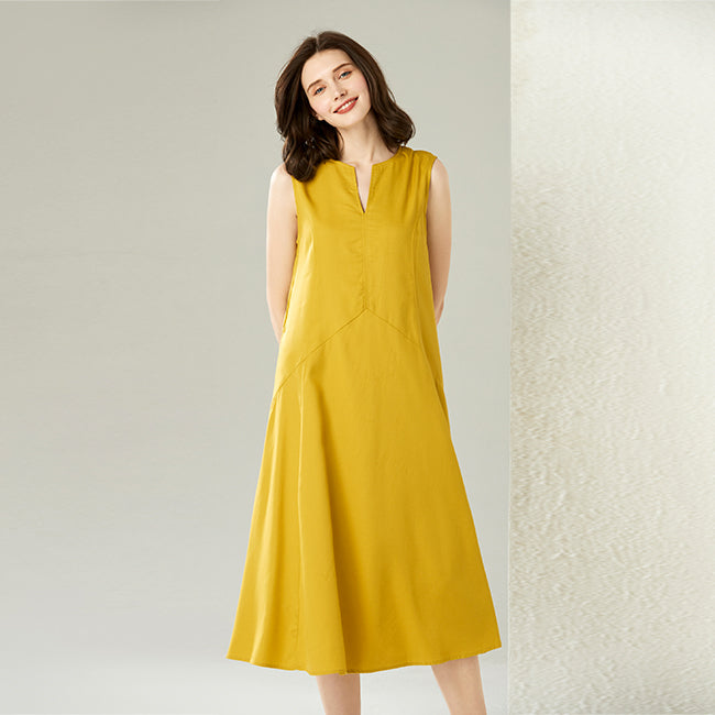 JA.SOCHA Bumblebee Sleeveless Dress