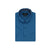 Cote Opera Wrinkle Free Short Sleeve Business Shirt - Navy