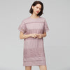 JA.SOCHA Chic Pink Dress