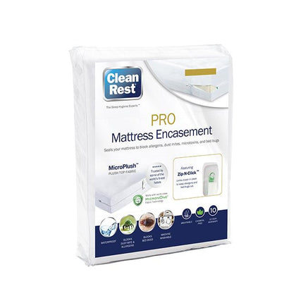 CleanRest Pro Mattress Encasement - Queen