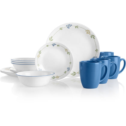 Corelle 16pc Dinner Set - Secret Garden