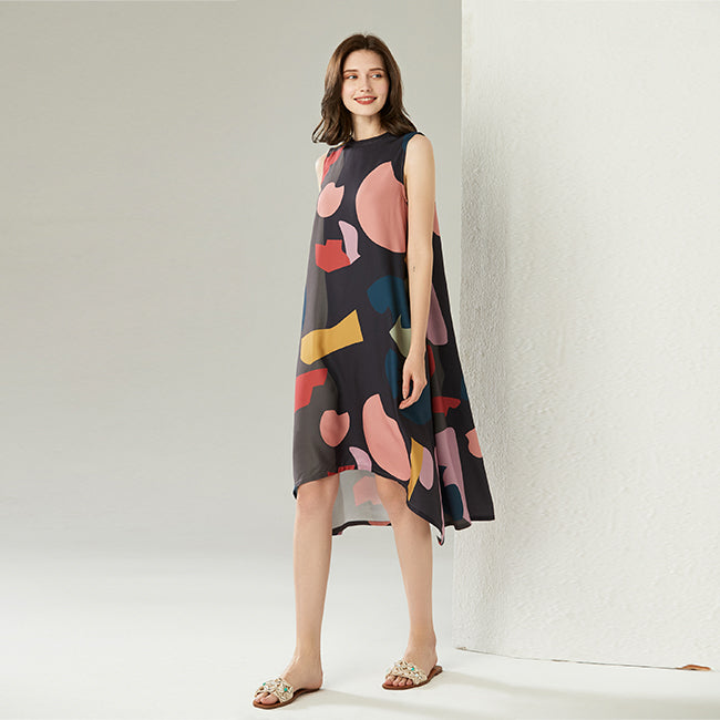 JA.SOCHA Delighted Sleeveless Dress