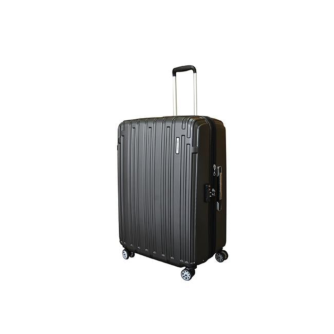 "Eminent 28"" Hardcase Luggage - Black"