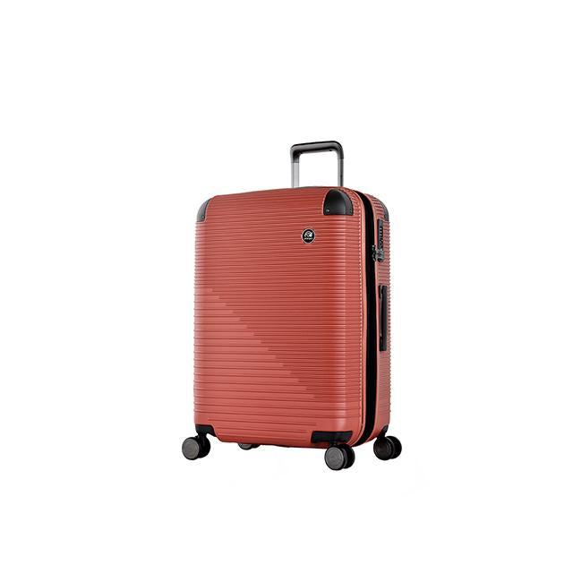 "Eminent 24"" Hardcase Luggage - Orange"