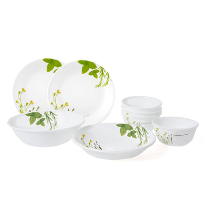 Corelle 9pc Dinner Set - European Herbs