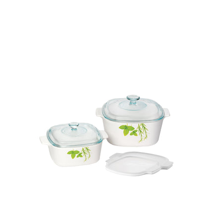 CorningWare Meal Maker Set - European Herbs