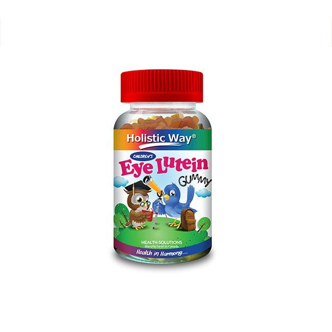 Holistic Way Childrens Eye Lutein Gummy 90pcs