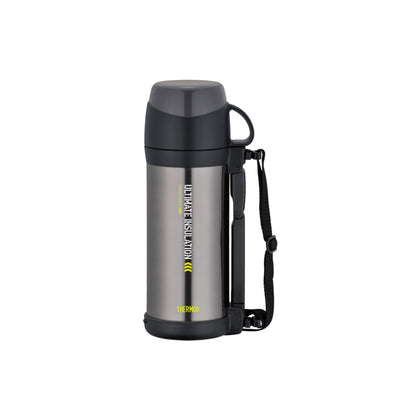 Thermos 1.0L Stainless Steel Vacuum Insulation Beverage Bottle - Cool Grey