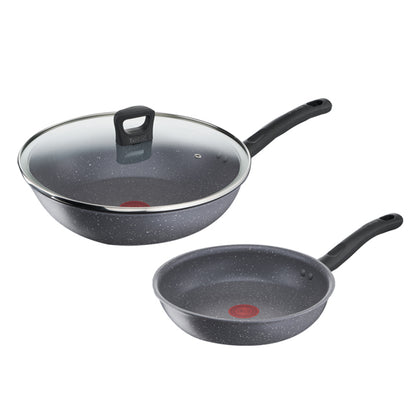 Tefal 3-pc Healthy Cookware Set (Induction Compatible)