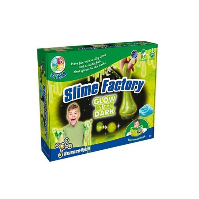 Science4you GITD Slime Factory