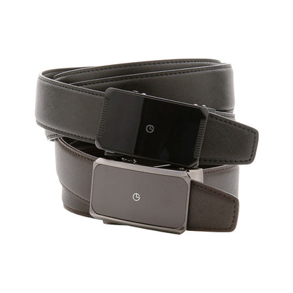 Goldlion Autolock Leather Belt