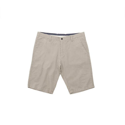 Gus Bear Owens Men's Bermudas - Light Grey