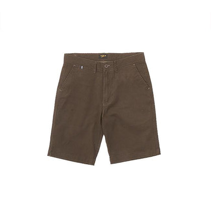 Gus Bear Indiana Men's Bermudas - Army Green