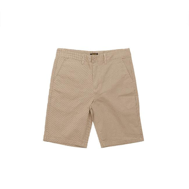 Gus Bear Greenfield Men's Bermudas - Khaki