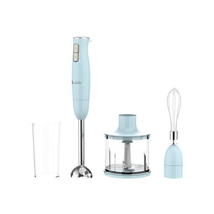Odette Multifunctional Handheld Blender - Blue
