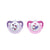 Nuk Hello Kitty Sil Soother S1