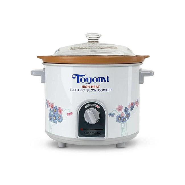 Toyomi 3.2L High Heat Electric Slow Cooker