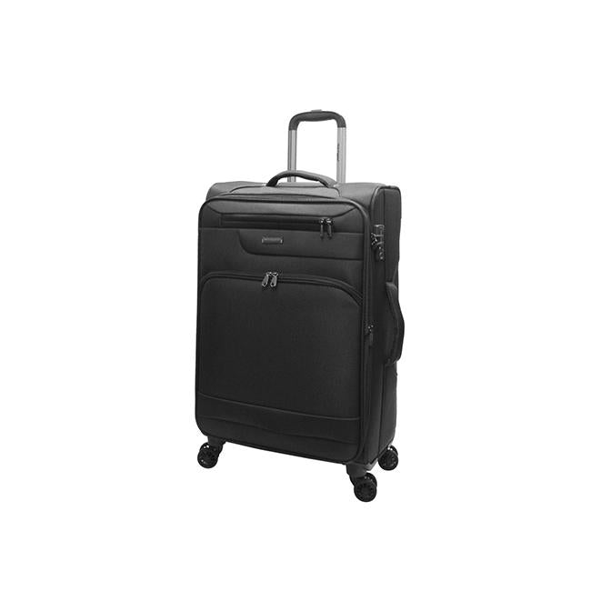 "Hush Puppies 25"" Softcase Luggage - Black"