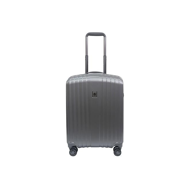 "Hush Puppies 19"" Hardcase Luggage - Silver"