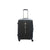 "Hush Puppies 24"" Hardcase Luggage - Black"