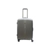 "Hush Puppies 24"" Hardcase Luggage - Silver"