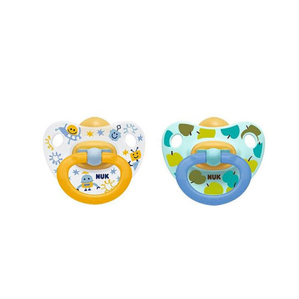 Nuk Happykids Latex Soother (6-18M)