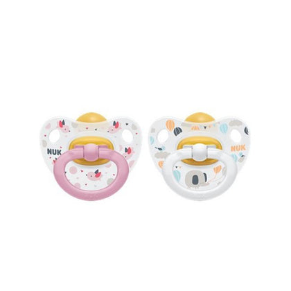 Nuk Happykids Latex Soother (18-36M)