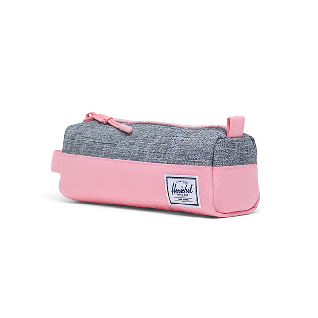 Herschel Settlement Case Raven Crosshatch/Flamingo Pink