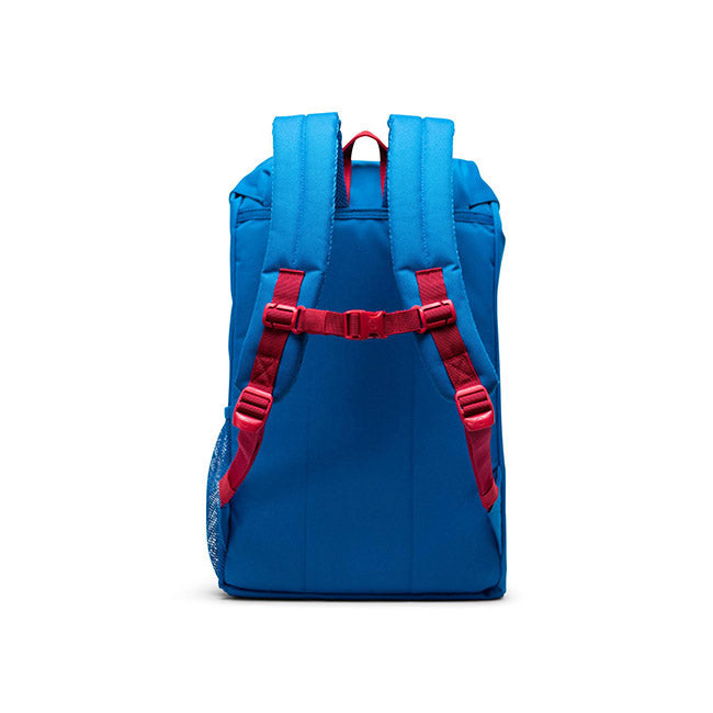 Herschel Little America Youth Imperial Blue Red/Black Crosshatch
